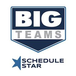 Big Teams/Schedulestar